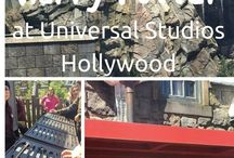 For the love of Disney and Universal Studio