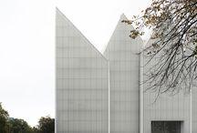 Architecture cultural center
