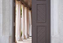 Decorataive Doors