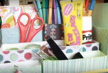 Idei practice / Idei de organizare / Organization Ideas