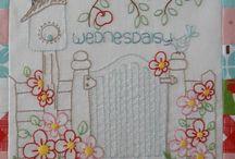 Bordado Delicado O Embroidery