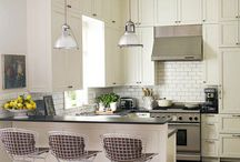 Kitchens and Dining / by Kellie Alexandra
