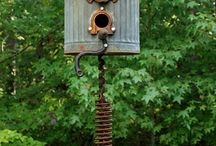 Beautiful Birdhouses  / Birdhouses.