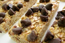 Granola-Protein Bars, Cookies etc... / Any homemade granola, oats, or protein bars, cookies and/or rolls that we adults or my kid will eat. We use the Extra protein bars/cookies for when family members or esp my teen son works out to help him build lean muscle and get enough to eat so he's actually full and not just raiding the cabinets!   :o>