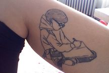 Ink / In case I want to have art on my skin. / by Carol Blymire