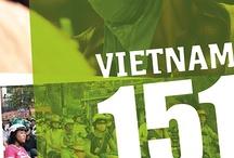 Vietnam 151 / Portrait eines Landes in ständiger Bewegung in 151 Momentaufnahmen