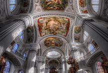 Kostoly a Chrámy