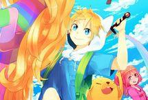 Adventure time <3