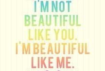 I LOVE ME unconditionally