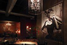 Lounge club resto