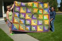 Quilts and sewing projects / by Marla Lagoski