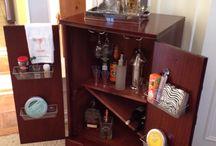 Wine cabiney