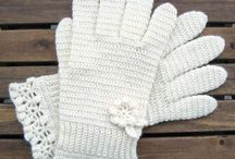 Mittens and gloves - DIY