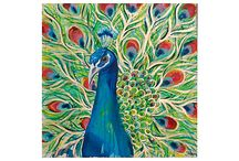 Penchant for Peacocks / by Shannon Coleman McGee