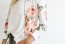 Spring attire