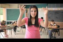 Deaf!!!  / by Amanda Allmon