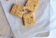 Taarten/koekjes