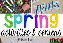 Kindergarten - Spring