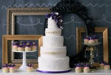 Wedding - Cake Inspiration / by LoveBirds Sweets