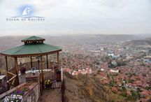 Traveling Places in Cankiri Turkey