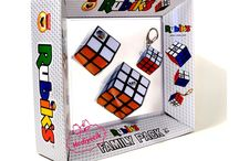 Rubiks Cube Family Pack 3 Aile Paketi Set