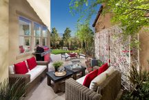 Shea Homes Outdoor Retreats!