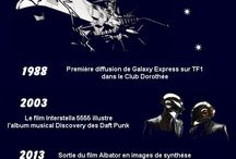 Infographies sur l'animation