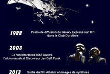 Infographies sur l'animation