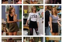 Rachel outfits