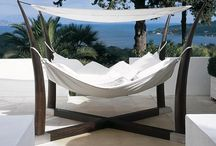 Outdoor furniture / by Timothy Thibault