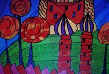 torens en koepels