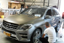 Carwrappen / Masters in Carwrapping