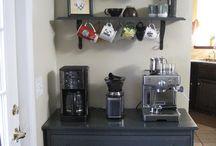 интерьер для кофеен