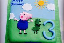 Kayla's 2nd Birthday - Peppa Pig