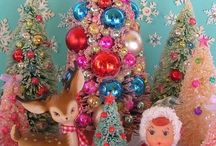 i love Vintage christmas