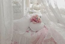 Chambres shabby chic