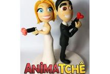 Miniaturas biscuit / www.animatche.com