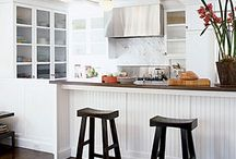 Living Room and Kitchen Inspiration