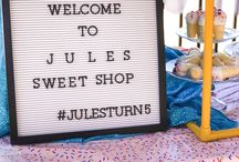 ICE CREAM & DONUTS PARTY #JULESTURNS5