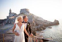 Civil Wedding at a castle on a seaside in Liguria, Lerici. / Civil Wedding at a castle on a seaside in Liguria, Lerici.