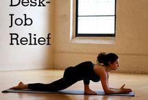 Yoga / by Cheryl Puckett