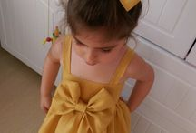 byhatic / Handmade girls dress