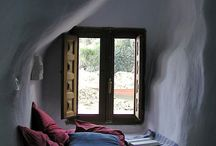 my hippie is showing... cob house ideas / by Amanda Carbone