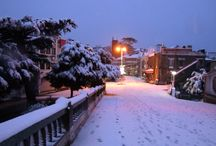 First Snowfall In Shimla / Here are the photos of #fresh #Snowfall In #Shimla!