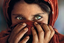 ©Steve McCurry  / My guru of the photography