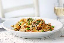 Recipes | Pasta / Pasta and gnocchi recipes