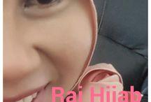 Tutorial HIjab / Bermacam-macam Tutoral Hijab