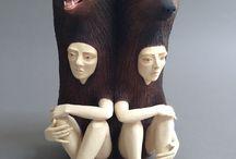 Bear figures