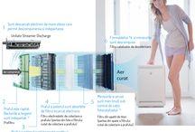 Healthy Living / Urmarind evolutia ce a consacrat brandul, Daikin va ofera acum o gama de purificatoare de aer formata din: Ururu si Fotocataliticul
