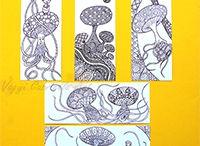 Színezőim / Általam készített színezők.